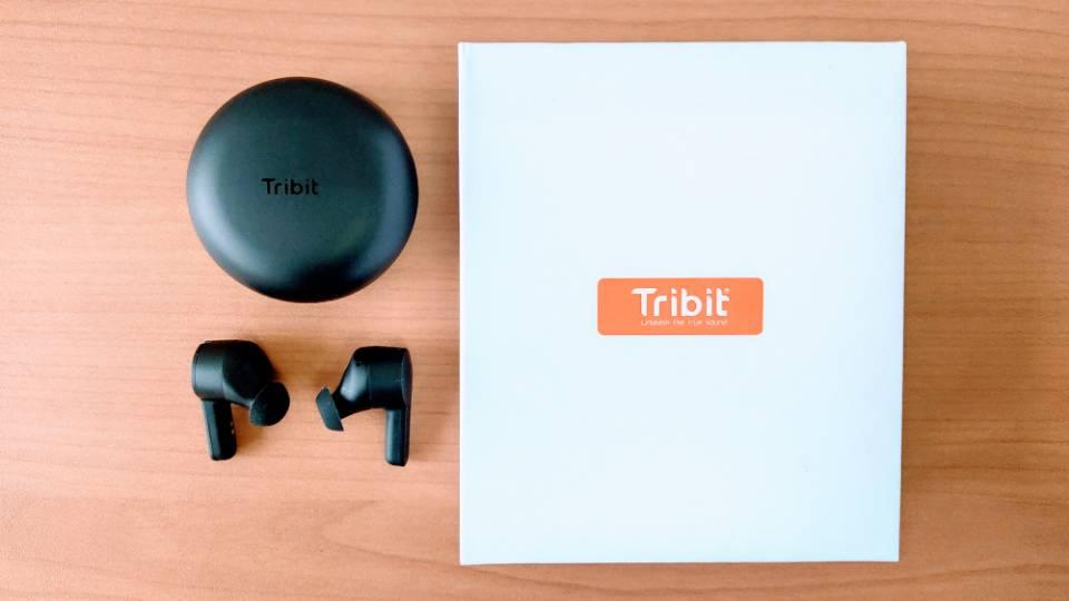 Tribit「FlyBuds NC」の概要