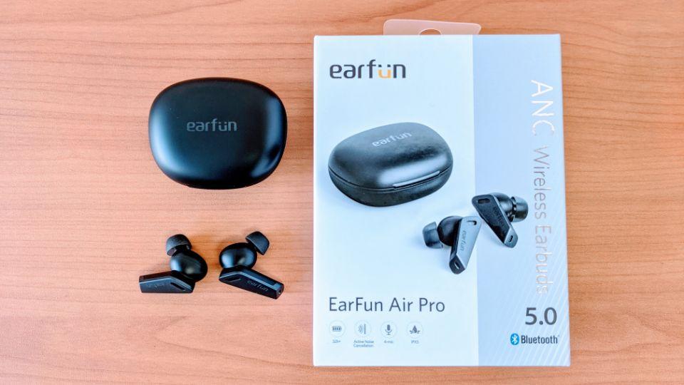 「EarFun Air Pro」の概要